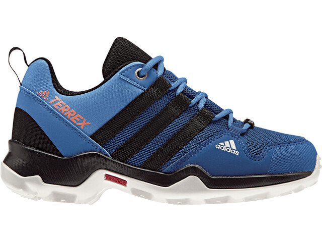 adidas TERREX AX2R ClimaProof Outdoor Shoes Boys blue beauty/core black/hi-res orange